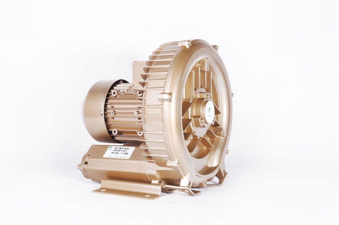 1.6kw Fluid Aeration Regenerative Vacuum Pump Side Channel Blower GHBH 002 34 1R7