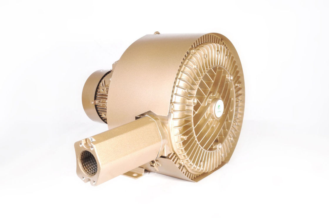 16.5kw / 19.0 Kw High Pressure Vacuum Pump Turbo Compressor Side Channel