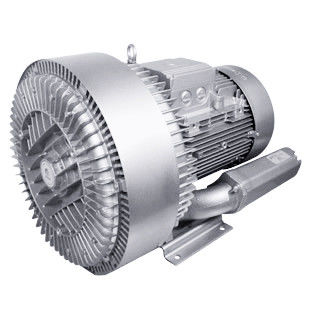12.5 Kw 14.5 Kw Regenerative Vacuum Pump For Pneumatic Conveying Single Stage
